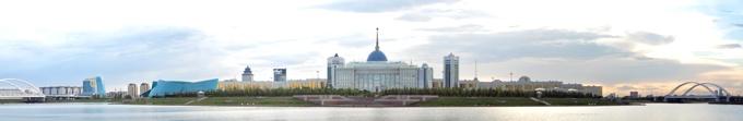 Астана-Омск