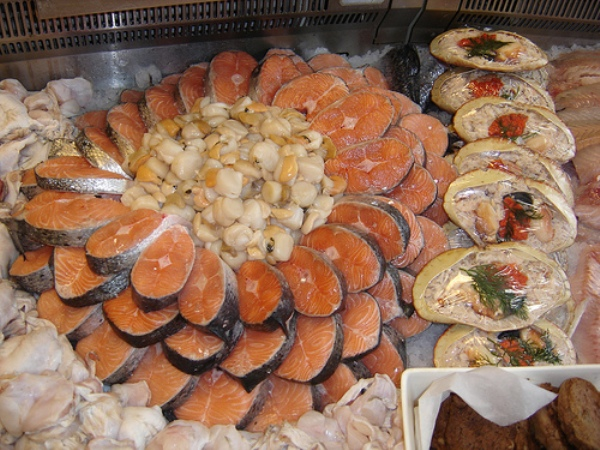 норвежские блюда фото