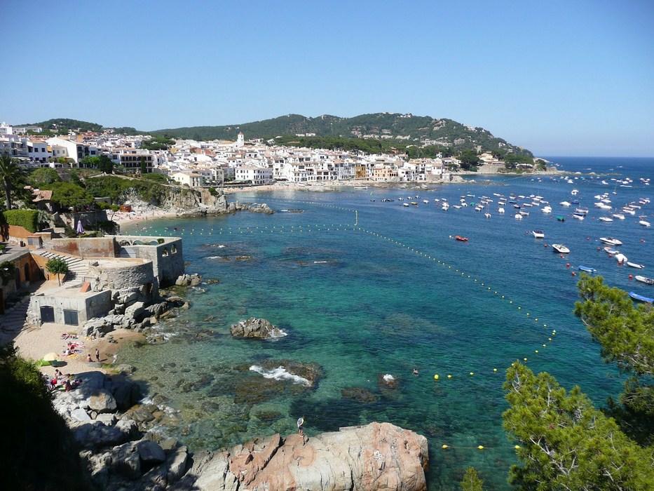 Погода в июне в испании на море