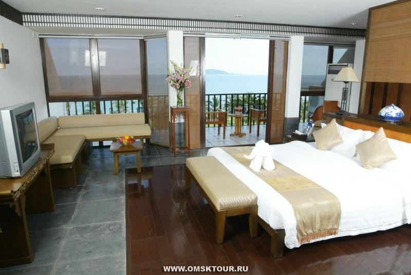 Номер отеля International Asia Pacific Convention Center & HNA Resort 5*