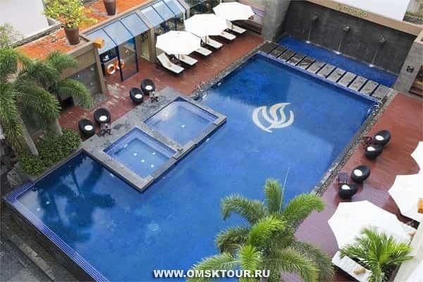 TTC Hotel Premium Michelia 4 Нячанг Вьетнам отзывы и цены