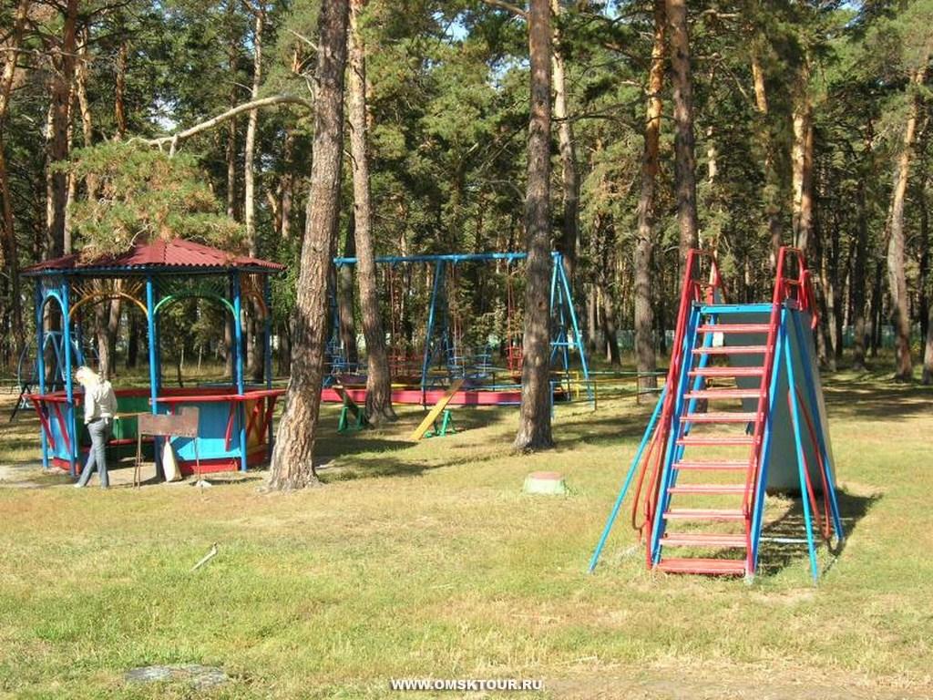 Путевки на базы отдыха Омской области