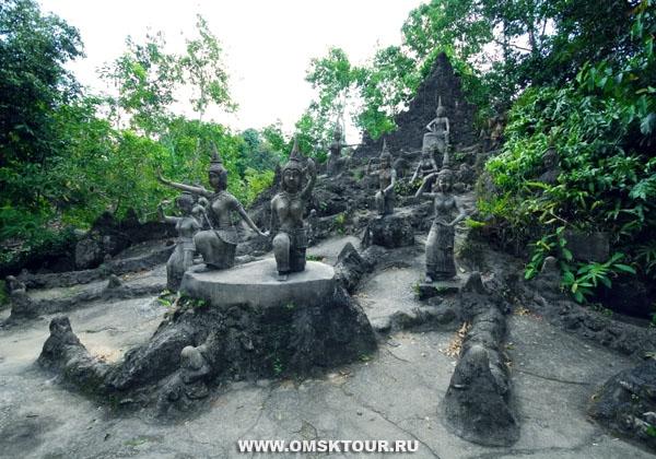 Популярные экскурсии на Самуи, Таиланд