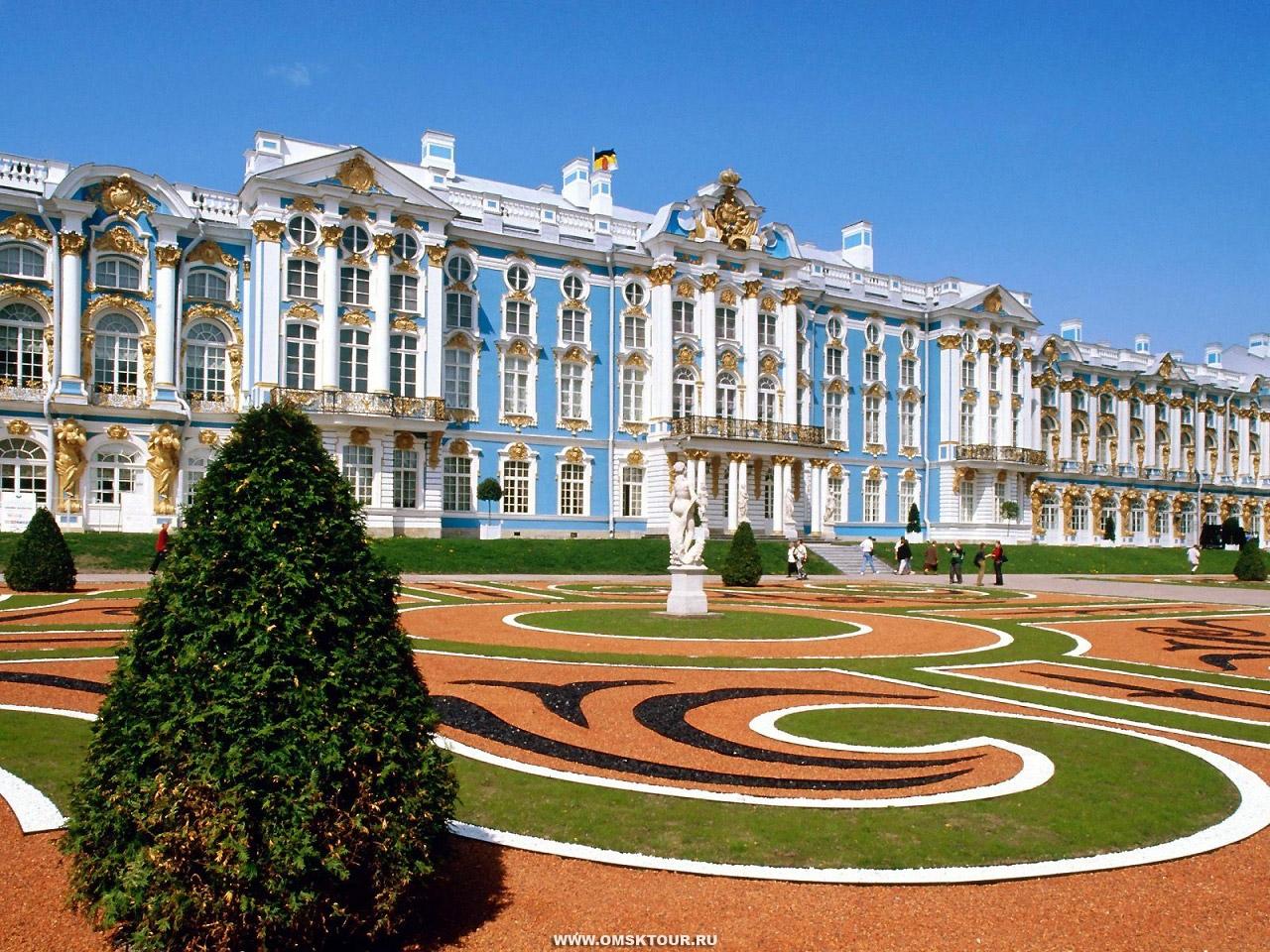 Туры в Петербург из Омска