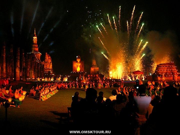 Тайланд из Омска на Новый год