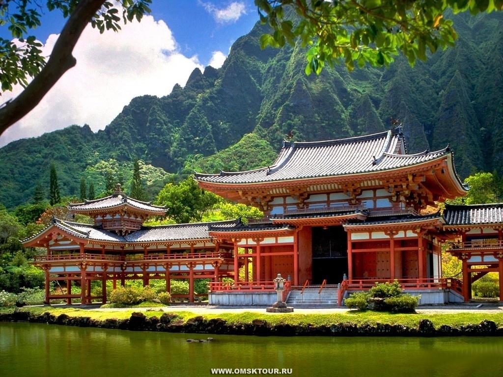 Китайские дома фото