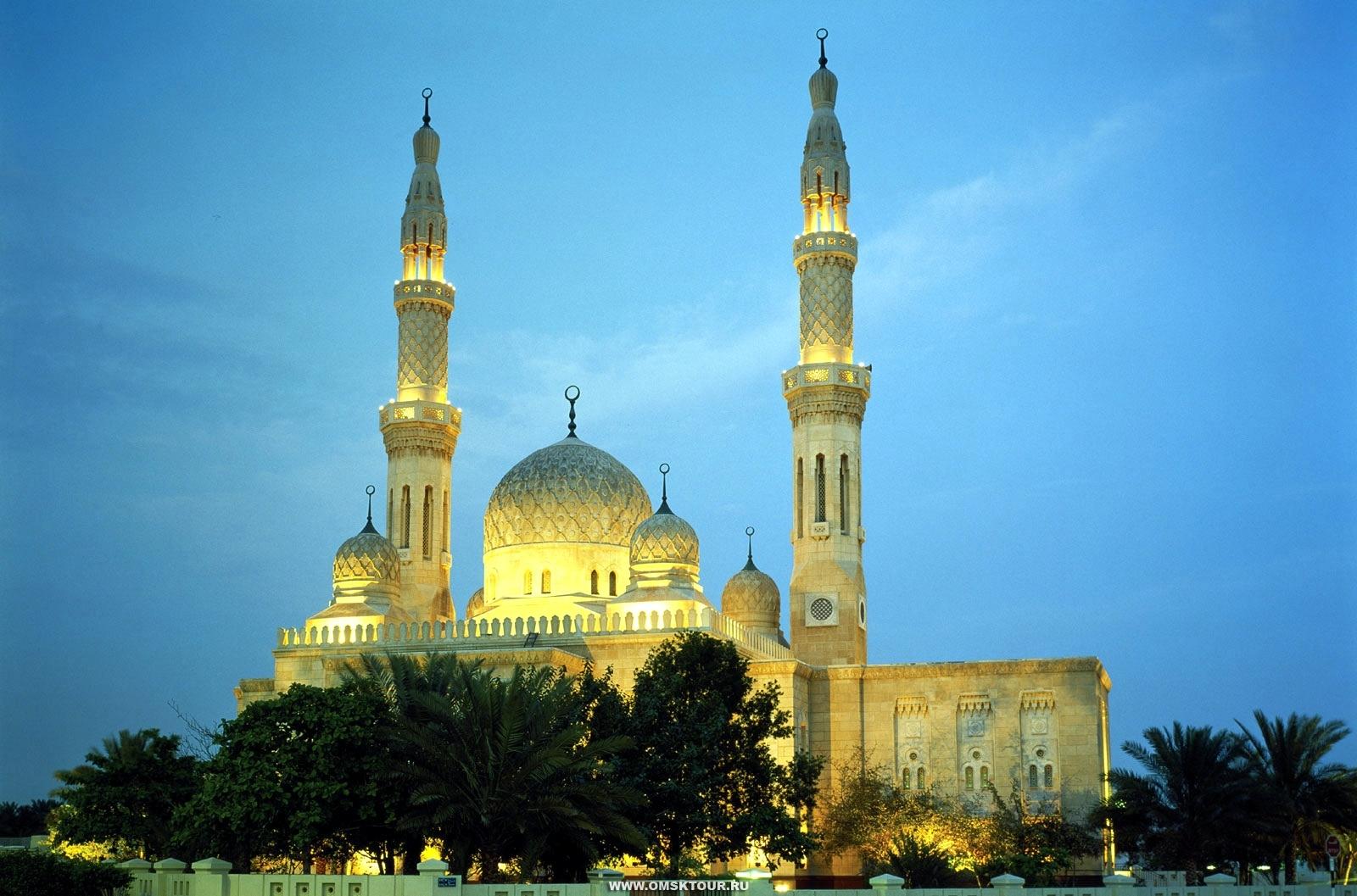 Экскурсии в Дубае. ОАЭ