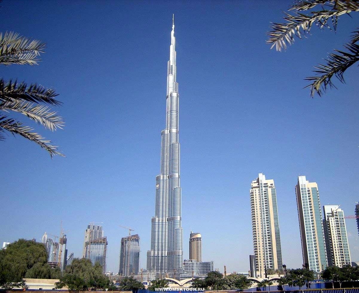 Экскурсии в ОАЭ. Дубай