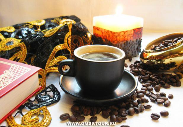 Питание в ОАЭ. Кофе