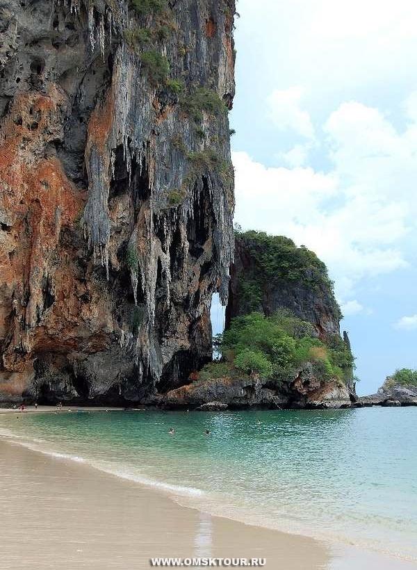 Туры в Тайланд из Омска в январе