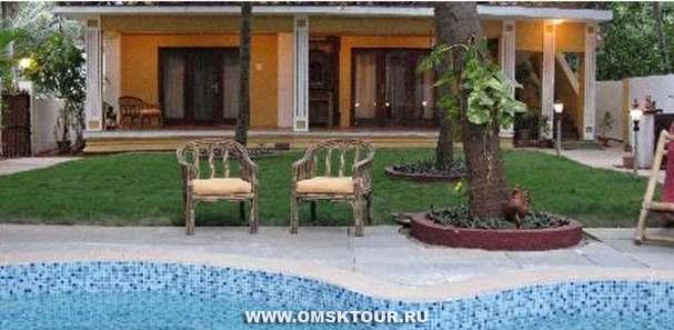 sea breeze resort candolim Индия северный Гоа