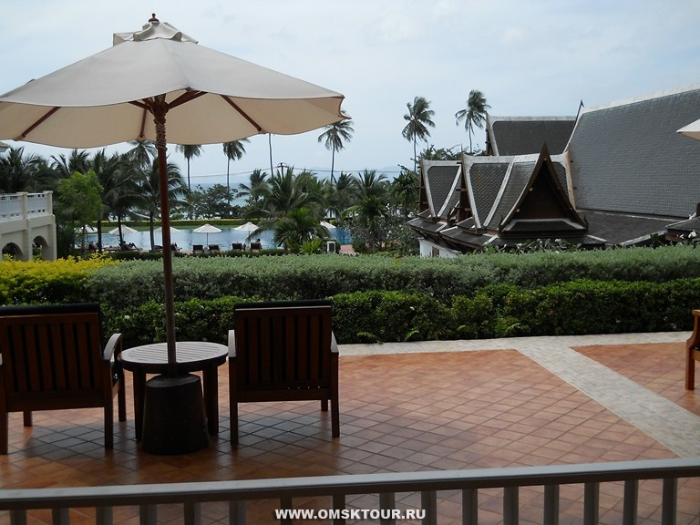 Фото отеля Sofitel Krabi Phokeethra Golf and Spa Resort 4* в Краби, Тайланд