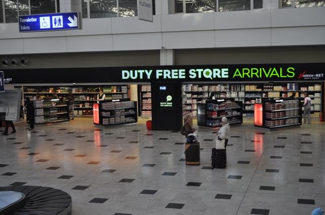 Аэропорт Турция